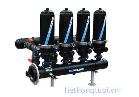 Bộ Lọc Helix System LCM - Azud
