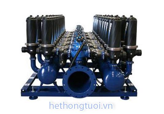 Bộ lọc tự động Helix 400 - Azud